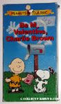 Be my Valentine, Charlie Brown VHS Video