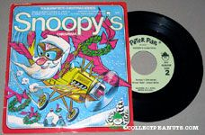 Snoopy's Christmas 45