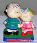 Determined Productions Peanuts & Snoopy Figurines