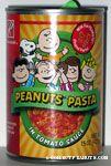 Peanuts Pasta in Tomato Sauce