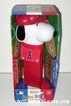 Snoopy Anaheim Angels Pez Dispenser
