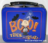 Charlie Brown as Vampire Lunch Box