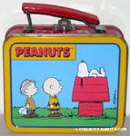 Charlie Brown and Linus Lunch Box