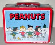Marcie, Sally, Violet, Lucy Lunch Box