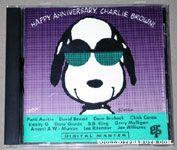 Happy Anniversary, Charlie Brown CD
