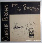 Charlie Brown Plays for Peanuts Record