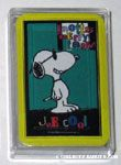 Peanuts & Snoopy Knott's Playing Cards