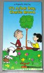 It's Arbor Day, Charlie Brown VHS Video