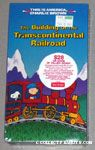 Transcontinental Railroad VHS Video