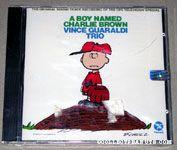 A Boy Named Charlie Brown CD