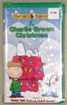 A Charlie Brown Christmas VHS Video