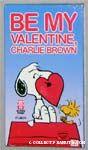 Be My Valentine, Charlie Brown VHS Video