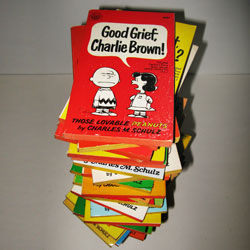 Click to view the Peanuts Comic Books