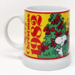 Peanuts Gang getting ready for Christmas dinner Stein