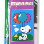 Snoopy Balloons Large Flag