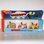 Snoopy Freewheeling Die-cast Vehicle Set