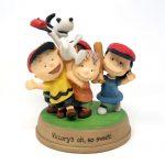 Peanuts Team Victory Figurine
