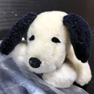 Snoopy Bean Bag Plush Toy