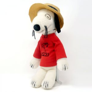 Snoopy's Wardrobe - Spike's Red Shirt
