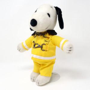 Snoopy's Wardrobe - Snoopy Firefighter