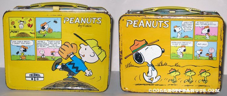 My First Peanuts Lunch Box