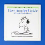 Have Another Cookie Peanuts Book
