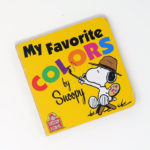 My Favorite Colors by Snoopy Book