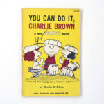 You Can Do It, Charlie Brown Peanuts Book