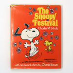 The Snoopy Festival Peanuts Book