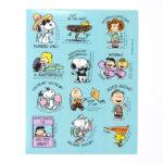 Peanuts Reward Stickers