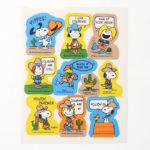 Peanuts Cowboys Stickers
