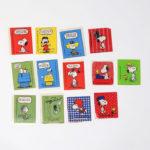 Random Peanuts Stickers