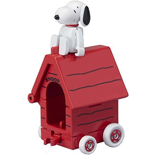 Snoopy's Mobile Home